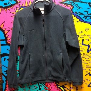 Columbia Fleece Zip up